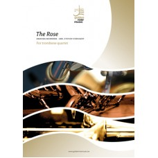 The Rose - trombone quartet