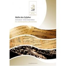 Ballet des Sylphes (from 'La Damnation de Faust') - 4 Bb clarinets