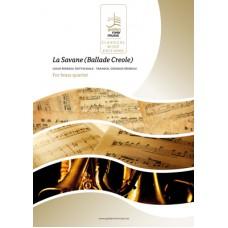 La Savane (Ballade Creole) - brass quartet
