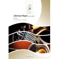 Advenae Reges - large brass ensemble