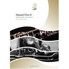 Hawaii Five-O - clarinet choir
