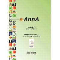 AnnA I - Leerwerkboek (beschikbaar vanaf 20 augustus)