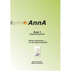 AnnA I - begeleidingsboek (mét audio-download code)