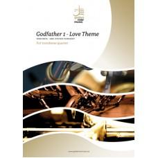 The Godfather 1 - Love Theme - trombone quartet