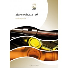 Blue Rondo à la Turk - flute quartet (world excl. USA/Japan)