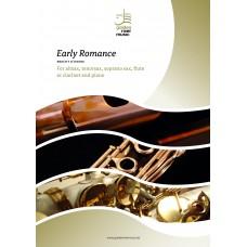 Early Romance - alt sax
