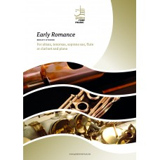 Early Romance - tenor sax