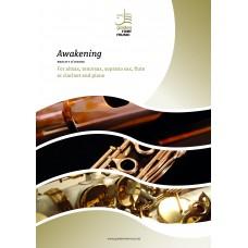 Awakening - clarinet