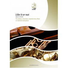 Like it or not - clarinet