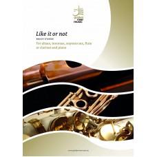 Like it or not - klarinet