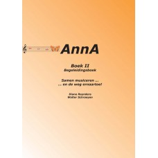 AnnA II - begeleidingsboek (mét audio-download code)