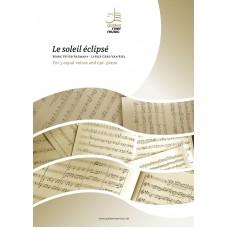 Le soleil éclipsé (30x) - version 3 equal voices choir + opt. piano