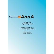 AnnA III - begeleidingsboek