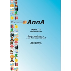 AnnA III - Leerwerkboek (vanaf 20 augustus 2021)