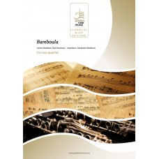 Bamboula - sax quartet