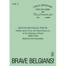 Brave Belgians - vol. II - Quintessentially Poetic