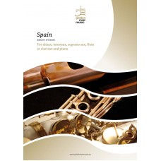 Spain - alt sax