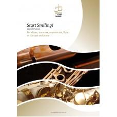 Start Smiling! - tenor sax