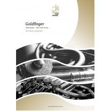 Goldfinger (from James Bond) - horn quartet