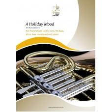 A holiday mood - alt or bass trombone