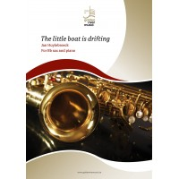 The little boat is drifting - Bb sax