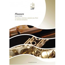 Pleasure - sopraan sax
