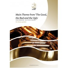 The Good, the Bad and the Ugly - brass quintet