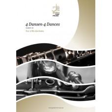 4 Dansen voor 2 Violen