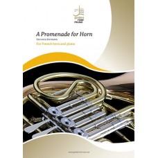A Promenade for Horn