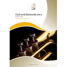 Cash and Diamonds are a Girl's best Friend
