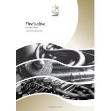 Five's alive