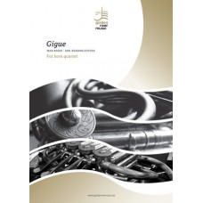 Gigue - Reger