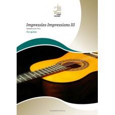 Impressies-Impressions III