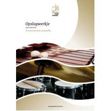 Opslagwerkje - percussion ensemble