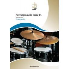 Percussion à la Carte, 1A
