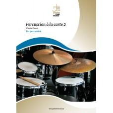 Percussion à la Carte, 2