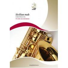 Sicilian Mob - Eb sax