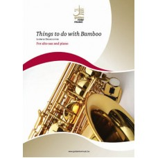 Things to do with Bamboo - Eb sax