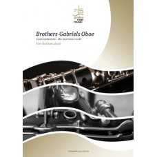 Brothers - Gabriels Oboe (from 'The Mission')  - clarinet choir
