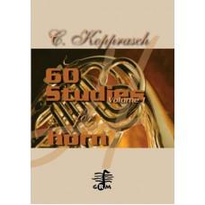 60 studies - vol. 1 - horn