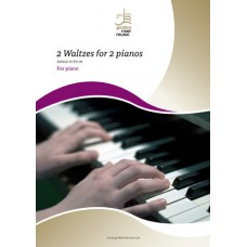 2 Waltzes for 2 Pianos