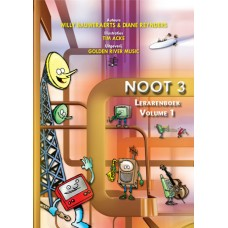 Noot 3, lerarenboek, vol. 1 + CD