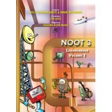 Noot 3, lerarenboek, vol. 1