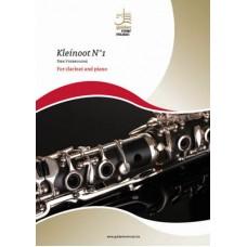 Kleinoot n°1 - clarinet