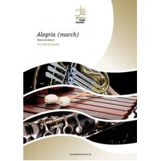 Alegria - march - concert band