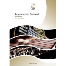 La primavera - march - concert band