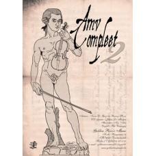 AMV Compleet 2, lerarenboek, vol. 2, theorie-gehoor-oefeningen