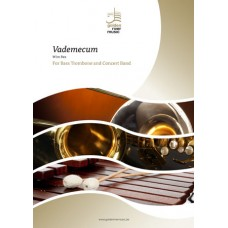 Vademecum - bass trombone and concert band
