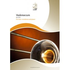 Vademecum - bass trombone and piano