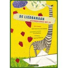 De Liedbanaan, boek + CD